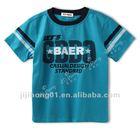 Korea kids fashion, fashion boys t-shirts 2013