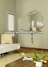 Removable Decorative Acrylic Mirror Stickers