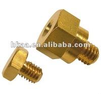 Hex Brass Bolt Extender,Side Battery Terminal,Extension Adapter