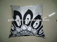 2015 high quality taffeta applique cushion for sale