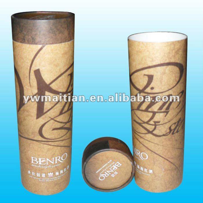 Cardboard Candle Tubes Custom Cardboard Tube For