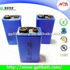 good quality gp er 9 volta D sizes lisocl2 lithium battery,batteries
