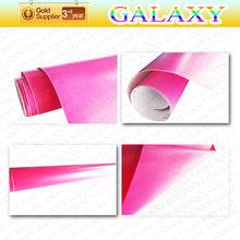 New Car wrap vinyl film Matt pink Color changing film Air free bubble/ / 1.52*30m/matte wrap