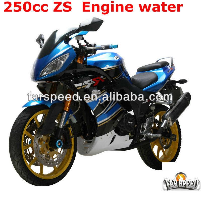 ewg 250cc motorrad