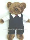 bear shape plush stuffed toy
