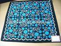 el más reciente 2012 cuadrado de algodón pañoleta personalizado