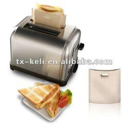 Reusable PTFE Oven Toaster Bag/ Toast Bag