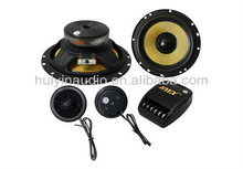 "6.5"" component speakers set/ Part speakers"