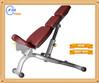 Selectorized Gym Machine / Adjustable Bench (T35)