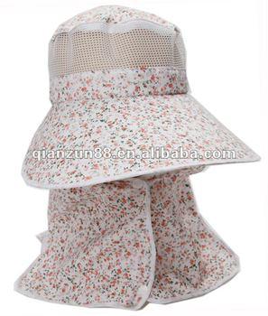Floral bucket hats fashion cotton bucket hat wholesale