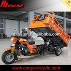 200CC Hydraulic dump cargo motor trikes