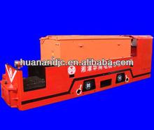 Cty18 / 7,9 G ( B ) anti - déflagrant grande batterie locomotive pour l'exploitation minière