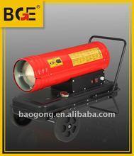 30KW industrial hot fuel oil kerosene electric heater ksp-229