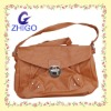 fashion attractive girl shoulder bag