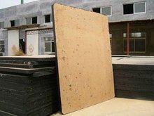 Plastic block pallet for block making