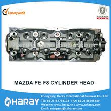 Mazda FE,F8 Engine Cylinder Head for 626,929,E1800 and Capella