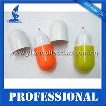OEM welocmed extend pill shape extendable pen