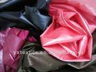 polyurethane coated polyester fabric