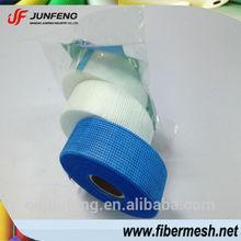 Blue 65g Self-Adhesive Fiberglass Mesh Tape, fibreglass mesh joint tape