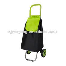 YY-40E05 shopping cart bag aluminum trolley