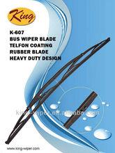 K-607 Heavy duty wiper blade,truck wiper,bus windshield wiper blade