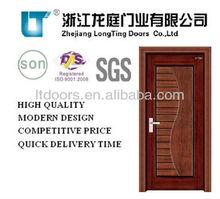 LUXURY Interior Steel Wooden Door LTG-101