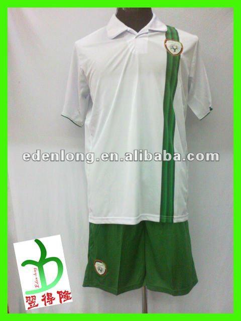 Hot Season Thailand Quality Ireland National Team Cheap Soccer Jersey