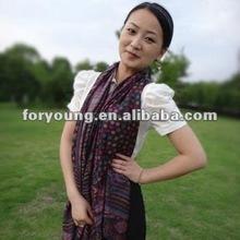 2012 fashion polka dot shawl pashmina wholesale