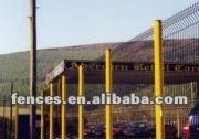 high security steel modern design gate around factory