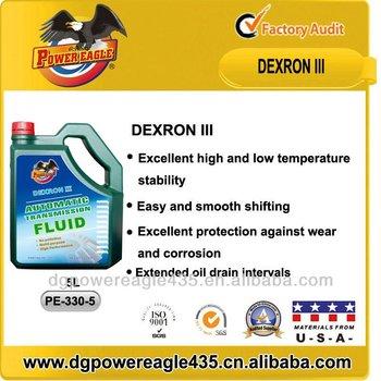 5 Liter Dexron III Automatic Transmission Fluid