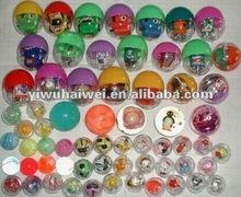 "Empty 2"" Vending Capsule toys Mix for vending machine"