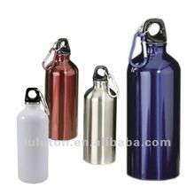 carabiner aluminum water bottles, aluminum drinking bottles