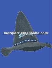 2015 new Hot selling German oktoberfest felt hat Erdinger felt hat felt bavarian hat