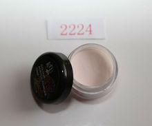 Nails cover peach acrylic powder
