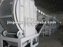 rubber crusher (recycling machine )