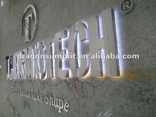 big brand outdoor advertising back light led sign for USA