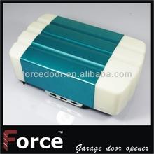 Insulated overhead sectional garage door operators (Force-Matic)