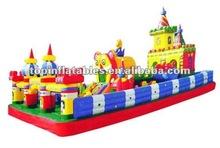 inflatable castles garden fun cities