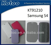 For Samsung S4 Leather Case