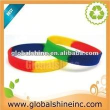 fashion acrylic plastic bangle with rivet