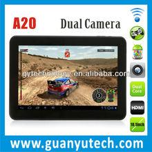 factory wholesale tablet pc 3g sim card slot