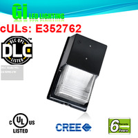 6 years warranty DLC UL cUL approved external LED wall lights