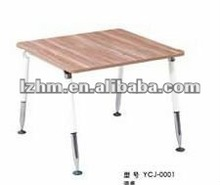 Square Office Desk,Wood Coffe Table,Wood Training Table YCB-LT032