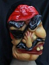 Halloween Plastic Super hero crazy Party Mask