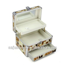 2012 Newly Designed Aluminum Makeup Case with tray