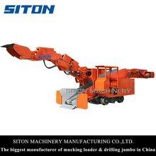 LW-80 underground mining equipment manufacturers
