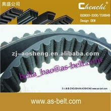 rubber auto timing belt vehicle spare parts
