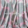 Printed Coral Fleece Fabrics