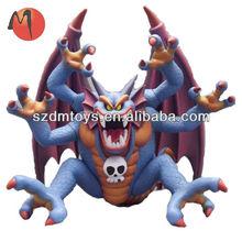 plastic PVC cartoon characters figure toy factory