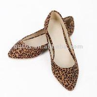 2012 lady leopard mix order flat shoes hoV9